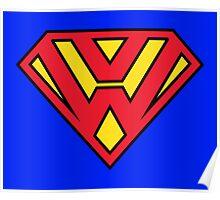 Super VW / Volkswagen Poster