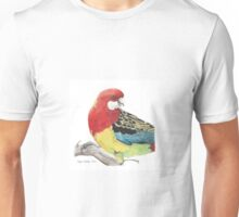 Australian Eastern Rosella Unisex T-Shirt
