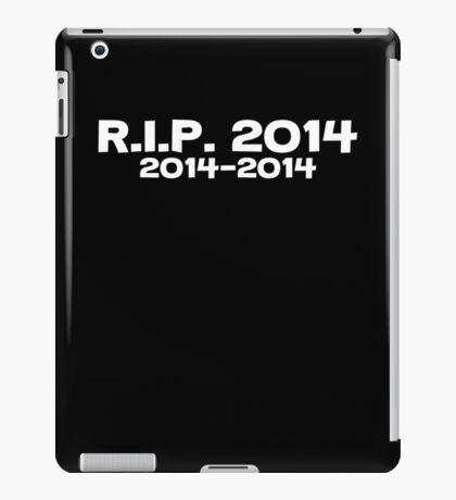 Rip 2014 2014-2014 iPad Case/Skin