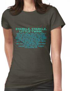 Starkle Starkle LittleTwink Womens Fitted T-Shirt