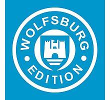 Wolfsburg Edition (white) 1c Photographic Print