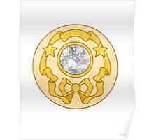 sailor silver brooch Poster