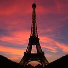 Eiffel Tower by Michael Jeffries
