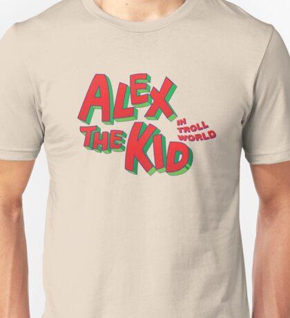 Alex the Kid Unisex T-Shirt