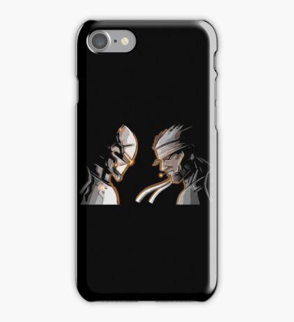 Ninja Vs Snake iPhone Case/Skin