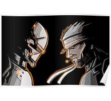 Ninja Vs Snake Poster