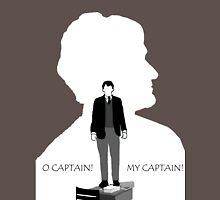 O Captain! My Captain! Unisex T-Shirt
