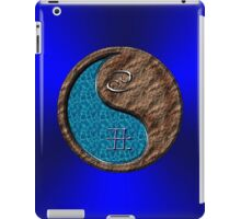 Cancer & Ox Yin Earth iPad Case/Skin