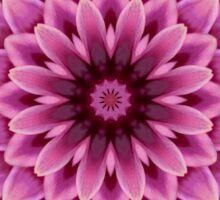 Pink Petals Sticker