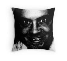 What Say You, Mr Hyde? Throw Pillow