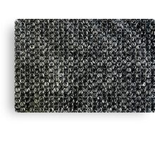 Bubble Wrap Packing Material Texture Canvas Print