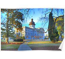 SC Statehouse, Columbia, SC Poster