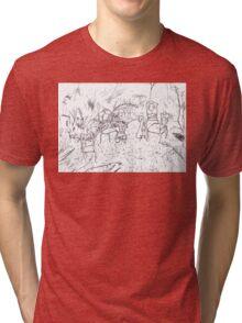 Garden Party Tri-blend T-Shirt