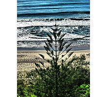 Surfers Paradise Beach, Queensland Photographic Print