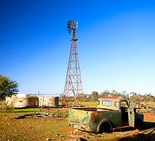 The Old Truck by Overlander4WD