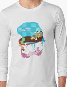Discord Pie Long Sleeve T-Shirt