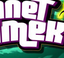 Planet Namek (Stars) Sticker