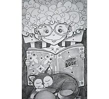 Dream Book Photographic Print