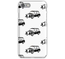 Taxis! iPhone Case/Skin