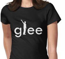 Finn || Glee Womens Fitted T-Shirt