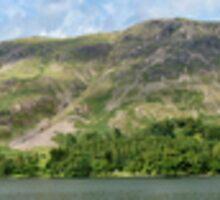 Lake District Panorama by Tom Carswell