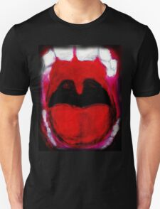 Screaming Unisex T-Shirt