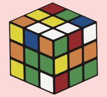 Rubik's Cube Kids Clothes