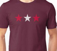 Austria flag stars Unisex T-Shirt