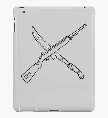 Zombie Supplies iPad Case/Skin