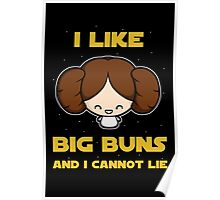 I like big buns Poster
