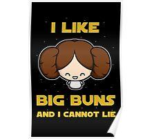 I like big buns Poster