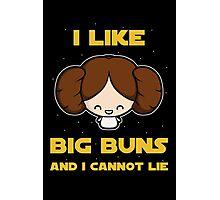 I like big buns Photographic Print