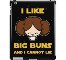 I like big buns iPad Case/Skin