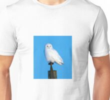 White Beauty Unisex T-Shirt