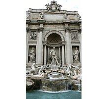 Fountain Photographic Print