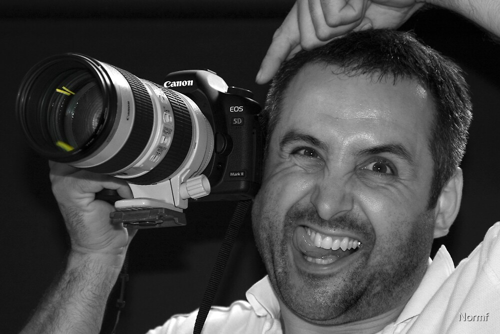 Crazy about my Camera!!! by Normf