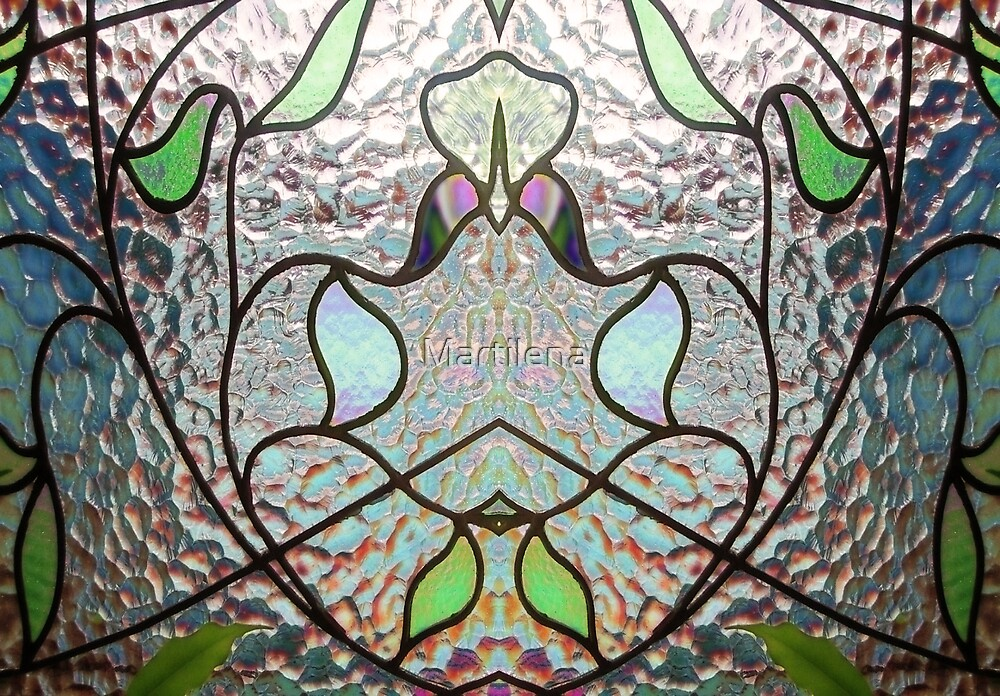 Stained Glass by Martilena
