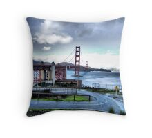 Just For A Moment Throw Pillow