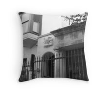 Perth - By Appointment Throw Pillow