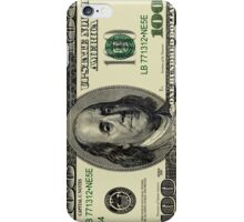 100 Dollar iPhone Case/Skin
