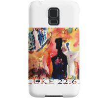 LUKE 22:61 Samsung Galaxy Case/Skin
