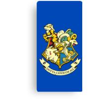 Pokemon hogwarts logo Canvas Print