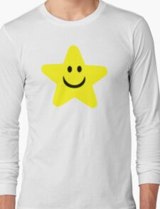 Star smiley Long Sleeve T-Shirt