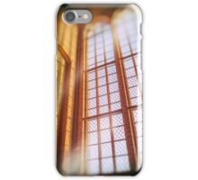 holy window iPhone Case/Skin
