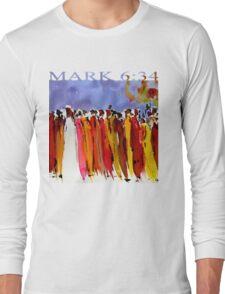 MARK 6:34 Long Sleeve T-Shirt