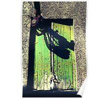 Shakin Stevens On Acid Poster
