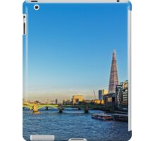Thames Riverscape, London England iPad Case/Skin