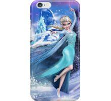 Elsa Frozen iPhone Case/Skin
