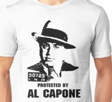 Protected By Al Capone Unisex T-Shirt