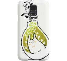 mochi rabbit. Samsung Galaxy Case/Skin
